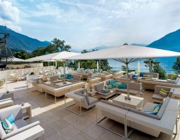 Hotel Photographer Switzerland - Lago Minusio | Giardino