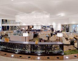 Hotel Hilton Park Munich - Luminous Hotel Photography by T. Haberland