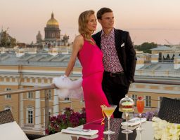 Kempinski St. Petersburg - Luminous Hotel Photography by T. Haberland