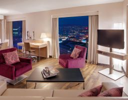 Hotel Photographer Switzerland - Zurich | Renaissance Tower