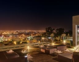 Hotel Sahrai - Luminous Hotel Photography by T. Haberland